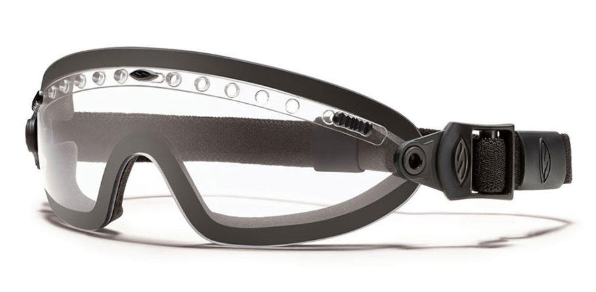Защитные баллистические очки Smith Optics Boogie Sport, цвет: черныйBSPBKCL13