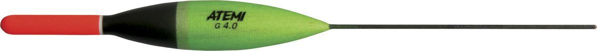Поплавок бальса Atemi, 12,00 г. 408-05120408-05120Поплавок для дальнего заброса из бальсы с карбоновым килем, две точки крепления
