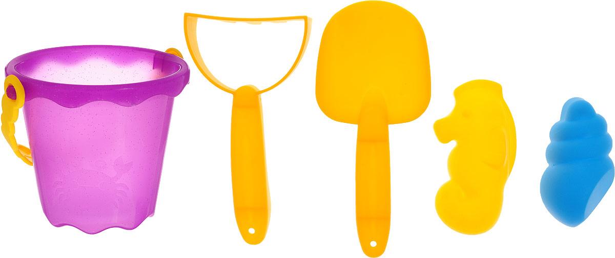 Fresh Trend Набор для песочницы Песочные фантазии 5 предметов 58504