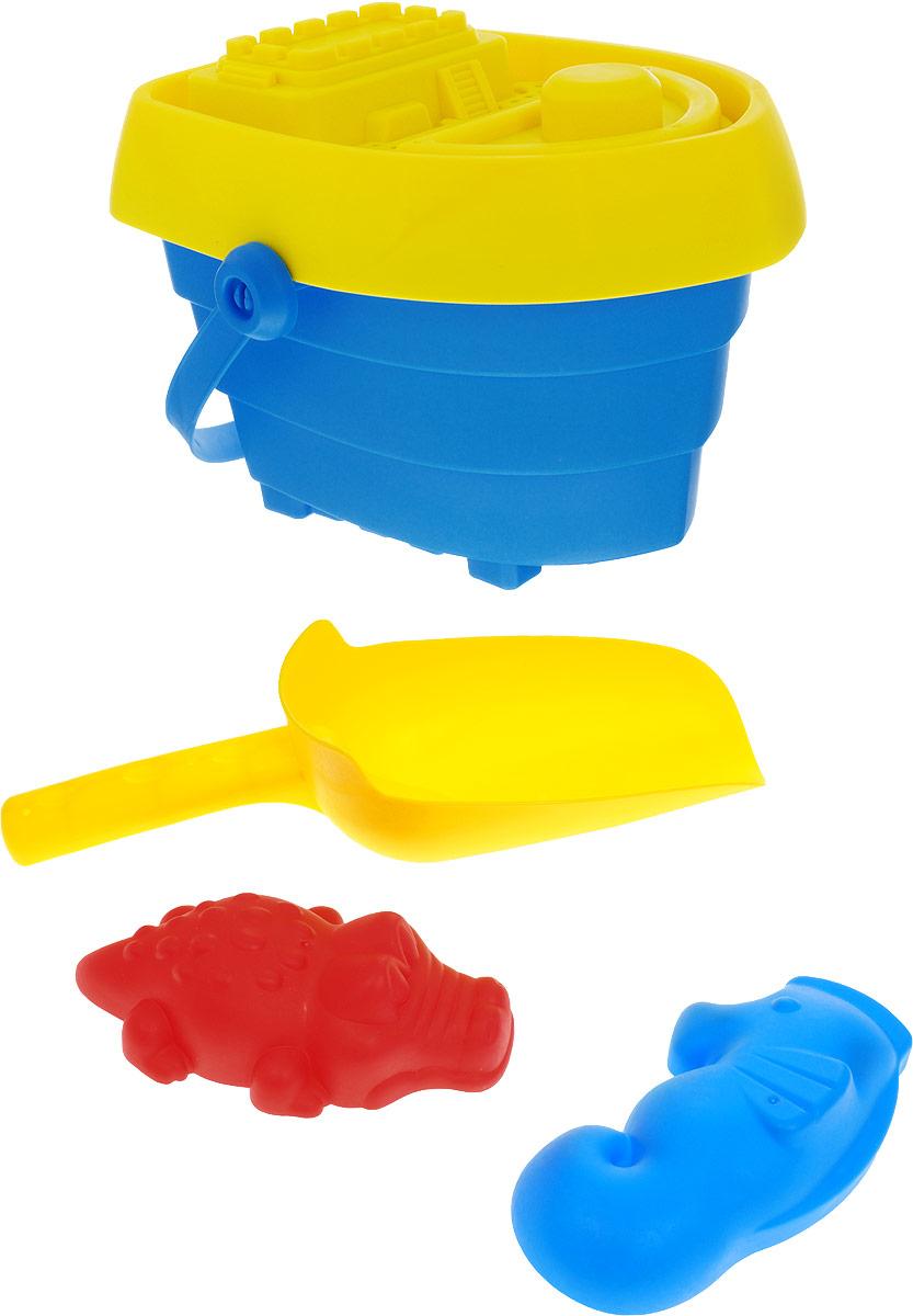 Baby Trend Набор для песочницы цвет синий желтый  недорого