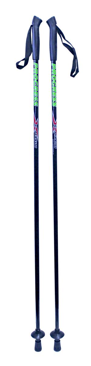 Палки для скандинавской ходьбы, 105 см, 2 шт0062554Треккинговые палочки для любителей активного пешего отдыха и скандинавской ходьбы. Лёгкие, надёжные и травмобезопасные треккинговые палочки для скандинавской ходьбы, обладающие прекрасными упругими свойствами. Способны выдерживать высокие нагрузки при отсутствии остаточной деформации стержня. Усиленный наконечник палки сделан из твердого сплава, который практически не стирается. Форма наконечника позволяет ему уверенно держать на любом рельефе. Характеристики Лёгкость и высокая надёжность Усиленный наконечник из твёрдого сплава Отсутствие остаточной деформации Травмобезопасность