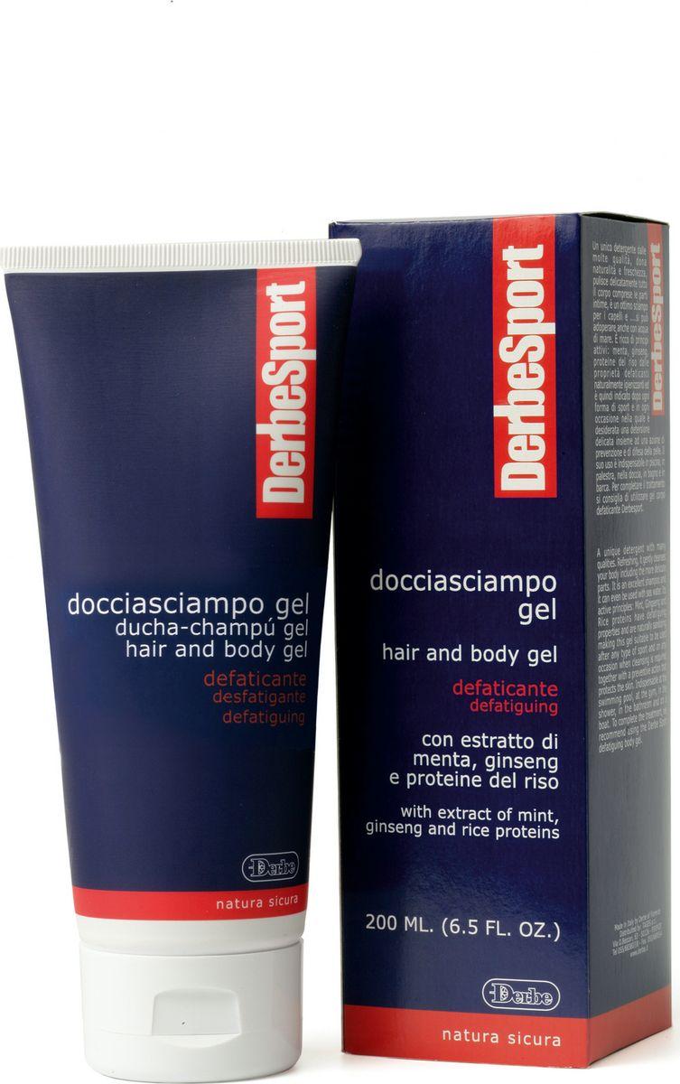 Derbe Гель для душа DerbeSport, 200 млA906648910Наша новая линия ИДЕАЛЬНО подходит тем, кто занимается фитнесом и спортом, активными играми на свежем воздухе. Этот шампунь для волос и тела 2 в 1 мягко очищает кожу, промывает волосы (может быть использован с морской водой). Средство содержит активные ингредиенты: экстракты мяты, женьшеня, аминокислоты риса, что способствует снятию мышечной усталости, а также дезинфицирует кожу, профилактирует воспаления. Мы рекомендуем использовать его после каждой тренировки! Линия «DERBE» является 100% натуральной, поэтому все наши средства не содержат синтетические консерванты (парабены, феноксиэтанол), производные нефтепродуктов и минеральные масла, лаурил\лаурет сульфаты, силиконы, генномодифицированные компоненты. Производство наших средств полностью безопасно для природы. Производитель использует специальную упаковку, пригодную для вторичной переработки. По этой причине наши продукты не имеют пленку из слюды поверх картонной упаковки, тубы не защищены фольгой, т.к. слюда и фольга разлагаются...