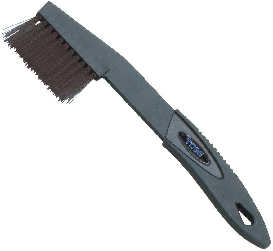 Щетка для очистки To Be, с щетиной. 20932093Для очистки B176013 Особенности: Щетка с нейлоновой щетиной хорошо подходит для удаления грязи с кассеты