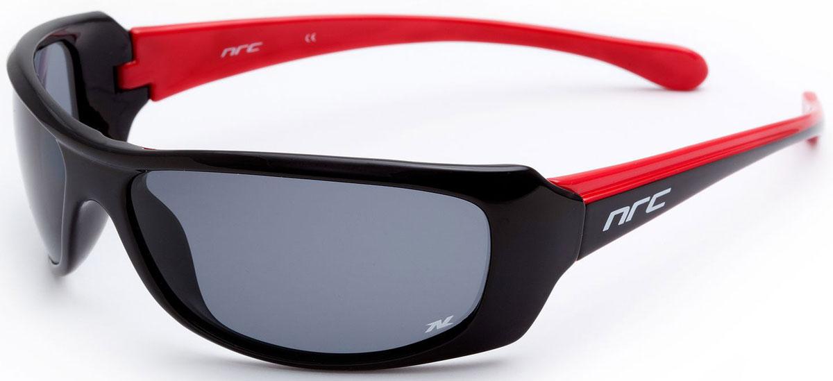 Очки солнцезащитные NRC, поляризованные, цвет: черный. 2100021000Бренд NRC представляет очки, предназначенные как для езды на велосипеде, так и для многих других видов спорта. NRC известен собственными фирменными разработками, адаптирующими очки под разные климатические условия, различное время суток, степень освещенности, а также под индивидуальные потребности каждого конкретного пользователя. Очки Блестящие черно-красные Дымчатые поляризованные линзы Материал оправы –термопластичный эластомер (ТPE) Оправа - небьющаяся, гибкая, мягкая, легкая, удобная и безопасная Материал линзы - триацетат целлюлоза(TAC) Особенности линзы -поляризованная[BIO] Покрытие –защитное от царапин[NOSCRATCH] Прозрачность -21% Категория фильтра -2 Вес -28,3 г Кривизна (изгиб) -9