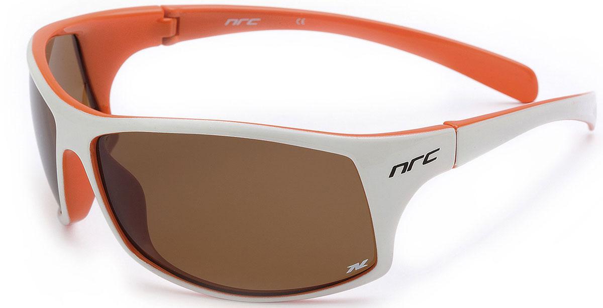 """Очки солнцезащитные """"NRC"""", поляризованные, цвет: белый. 21001"""