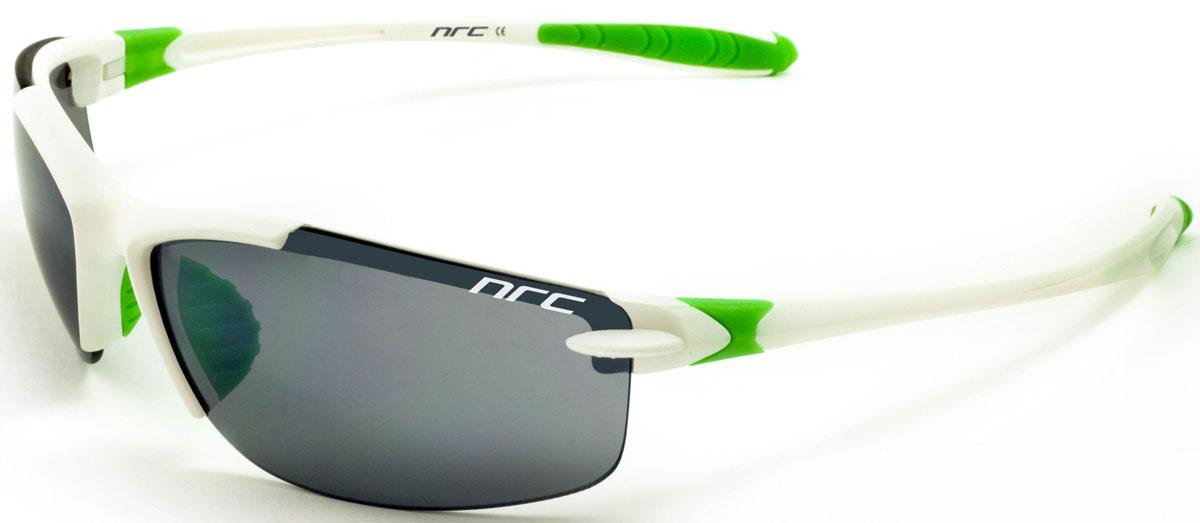 Очки солнцезащитные NRC, цвет: белый. 2104021040Бренд NRC представляет очки, предназначенные как для езды на велосипеде, так и для многих других видов спорта. NRC известен собственными фирменными разработками, адаптирующими очки под разные климатические условия, различное время суток, степень освещенности, а также под индивидуальные потребности каждого конкретного пользователя. Очки матовые бело-зеленые Линзы Дымчатые+ оранжевые+ желтые+прозрачные Материал оправы – поликарбонат (РС) Оправа - сверхлегкая и удобная Материал линзы - 4 сменные линзы в комплекте Покрытие –защитное от царапин[NOSCRATCH] Прозрачность – 15% ( дымчатые линзы ) 31% ( оранжевые линзы ) 85% ( желтые линзы ) 89% ( прозрачные линзы ) Категорияфильтра - 3 (дымчатые линзы) 2 (оранжевые линзы) 1 (желтые линзы) 1 (прозрачныелинзы) Вес -20,6 г Кривизна (изгиб) - 8