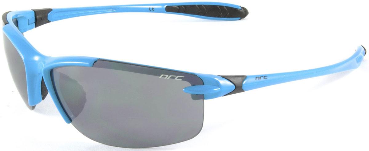 Очки солнцезащитные NRC, цвет: бирюзовый. 2104121041Бренд NRC представляет очки, предназначенные как для езды на велосипеде, так и для многих других видов спорта. NRC известен собственными фирменными разработками, адаптирующими очки под разные климатические условия, различное время суток, степень освещенности, а также под индивидуальные потребности каждого конкретного пользователя. Очки Флуоресцентный глянцевый лазуревый/черный Линзы Дымчатые+ оранжевые+ желтые+прозрачные Материал оправы – поликарбонат (РС) Оправа - сверхлегкая и удобная Материал линзы - 4 сменные линзы в комплекте Покрытие –защитное от царапин[NOSCRATCH] Прозрачность – 15% ( дымчатые линзы ) 31% ( оранжевые линзы ) 85% ( желтые линзы ) 89% ( прозрачные линзы ) Категорияфильтра - 3 (дымчатые линзы) 2 (оранжевые линзы) 1 (желтые линзы) 1 (прозрачныелинзы) Вес -20,6 г Кривизна (изгиб) - 8
