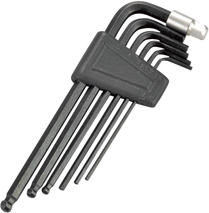 Набор 6-гранных ключей To Be. 21332133Шестигранные ключи B776015 2/2,5/3/4/5/6/8 мм