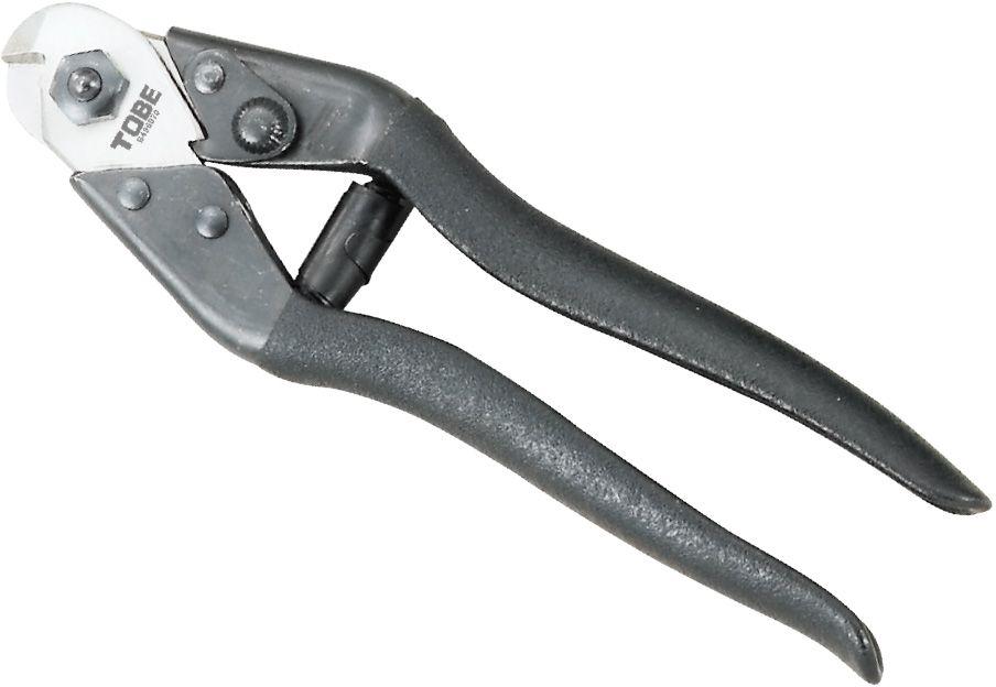 Резак троссовый To Be. 21502150Тросовый резак B456070 Особенности: Сделан из высококачественной закаленной стали;Режущие кромки очень острые и прочные для чистого реза тросов,рубашек и спиц велосипедов