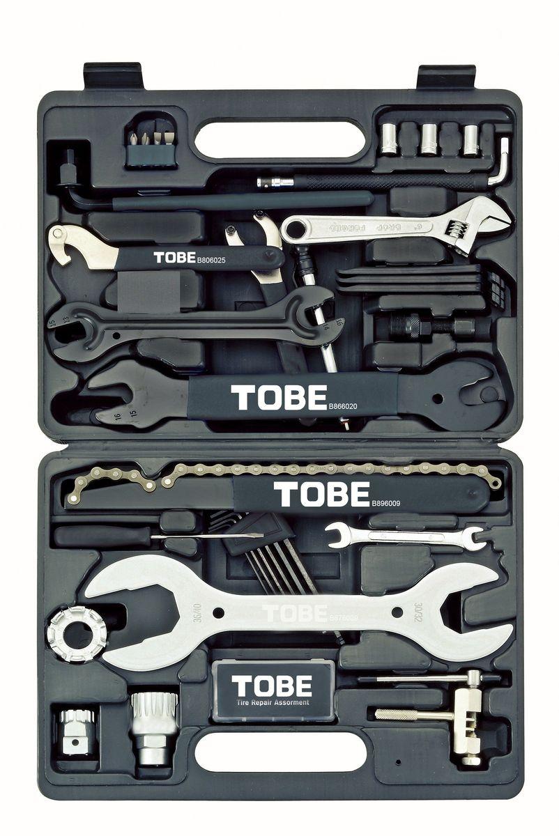 Набор инструментов To Be, 36 предметов. 21802180Набор инструментов B9656000