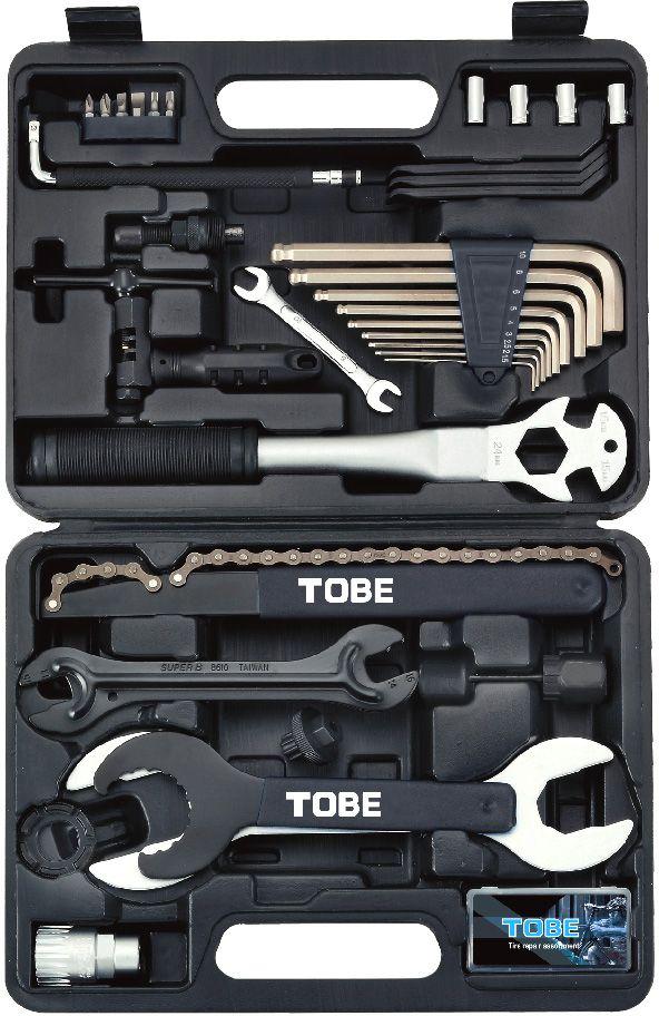 Набор инструментов To Be, 37 предметов. 21812181Набор инструментов B9760900