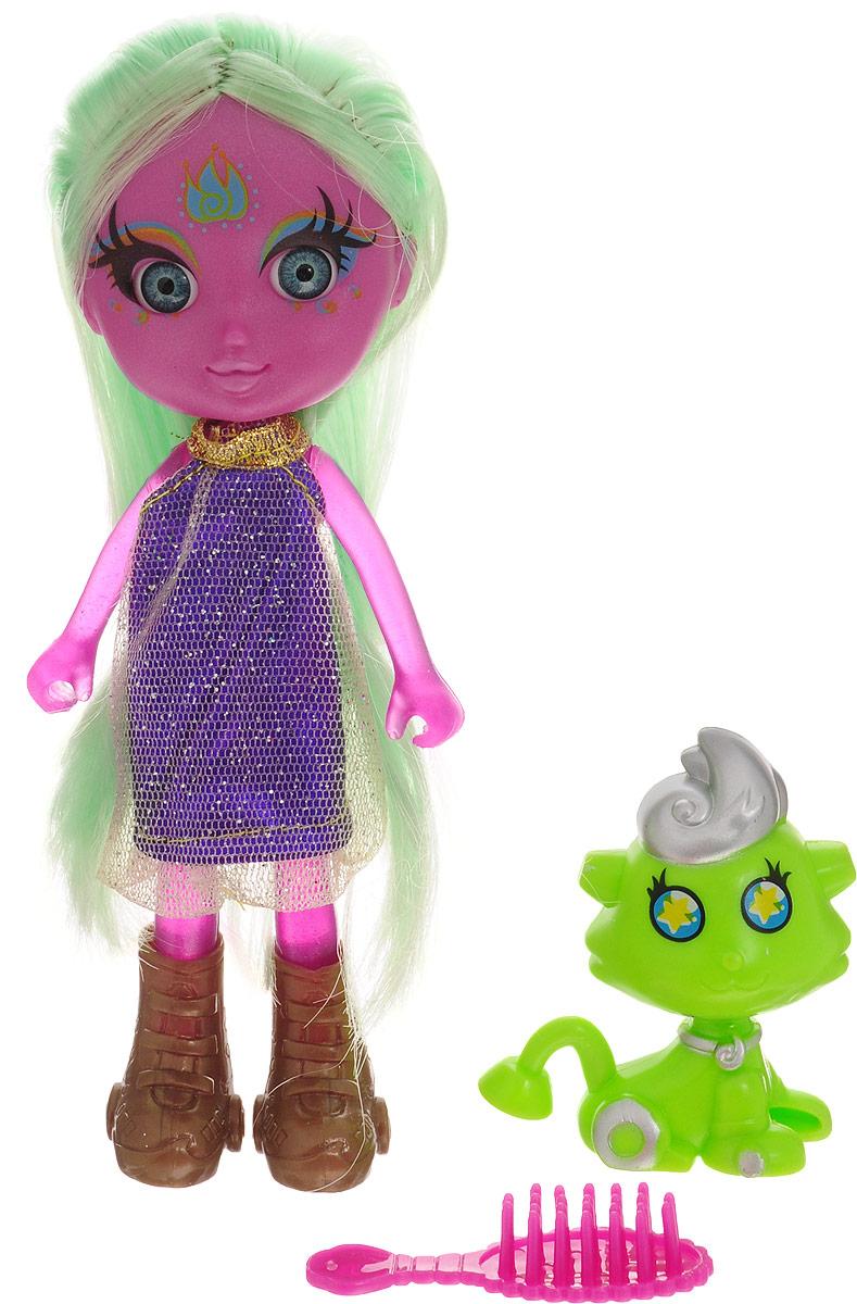 Veld-Co Мини-кукла Инопланетянка Mars