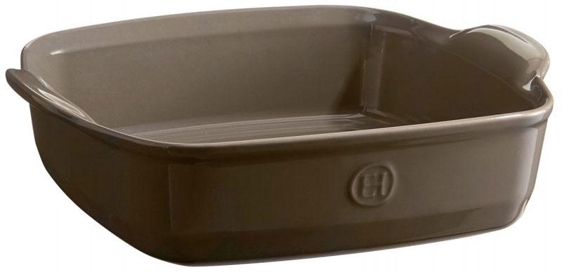 Форма для запекания Emile Henry, квадратная, 23 х 28 см952050Форма выполнена в новом цвете Флинт. Флинт - это воплощение элегантности и спокойствия на Вашей кухне, прекрасно сочетается с остальными цветами форм от Emile Henry. Высокопрочная керамика (HR ceramic®), из которой изготовлена форма, равномерно распределяет и сохраняет тепло, что идеально для приготовления запеканок, гратенов, лазаний. Форма достаточно вместительна, и в ней можно подавать блюда прямо на стол. Форма для.