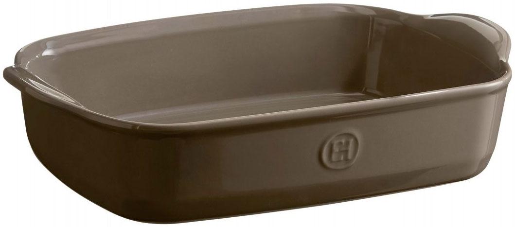 Форма для запекания Emile Henry, прямоугольная, 19 х 29 см959650Форма выполнена в новом цвете Флинт. Флинт - это воплощение элегантности и спокойствия на Вашей кухне, прекрасно сочетается с остальными цветами форм от Emile Henry. Высокопрочная керамика (HR ceramic®), из которой изготовлена форма, равномерно распределяет и сохраняет тепло, что идеально для приготовления запеканок, гратенов, лазаний. Форма достаточно вместительна, и в ней можно подавать блюда прямо на стол. Форма для.