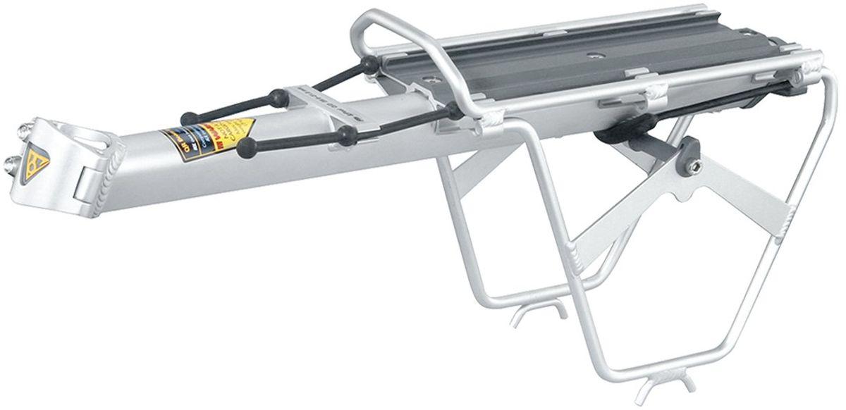 Багажник задний консольный TOPEAK RX BeamRack (E type ), для маленьких и средних рам с размером подседельнойTA2401EЛегкий багажник на подседельную трубу с боковыми рамами. Для использования на дорожных и городских велосипедах. Совместимость со всеми багажными модулями RX, грузоподъемность 7 кг (15 фунтов).