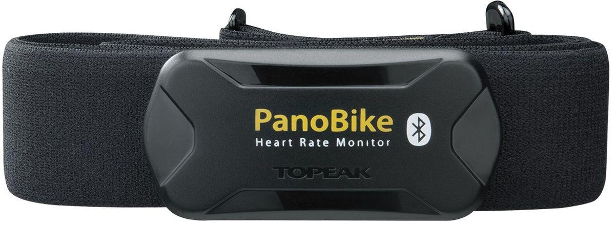 Датчик сердечного ритма TOPEAK PanoBike Heart Rate Monitor w/Chest Strap, с нагрудным ремнемTPB-HRM01Устройство iOS: IPhone 4S или выше и устройства с iOS 8 или более поздней версии с BLE 4.0. Устройство ОС Android: Смартфоны с BLE 4.0 и ОС Android 4.4 и выше. Усовершенствованный беспроводной монитор сердечного ритма Bluetooth Smart (BLE 4.0), обеспечивающий сверхнизкое энергопотребление, отображает частоту сердечных сокращений в режиме реального времени на вашем мобильном устройстве. Питание CR2032 x 1 (в комплекте). Радиус действия: Вес: 46 г. Влагозащита IPX 5.