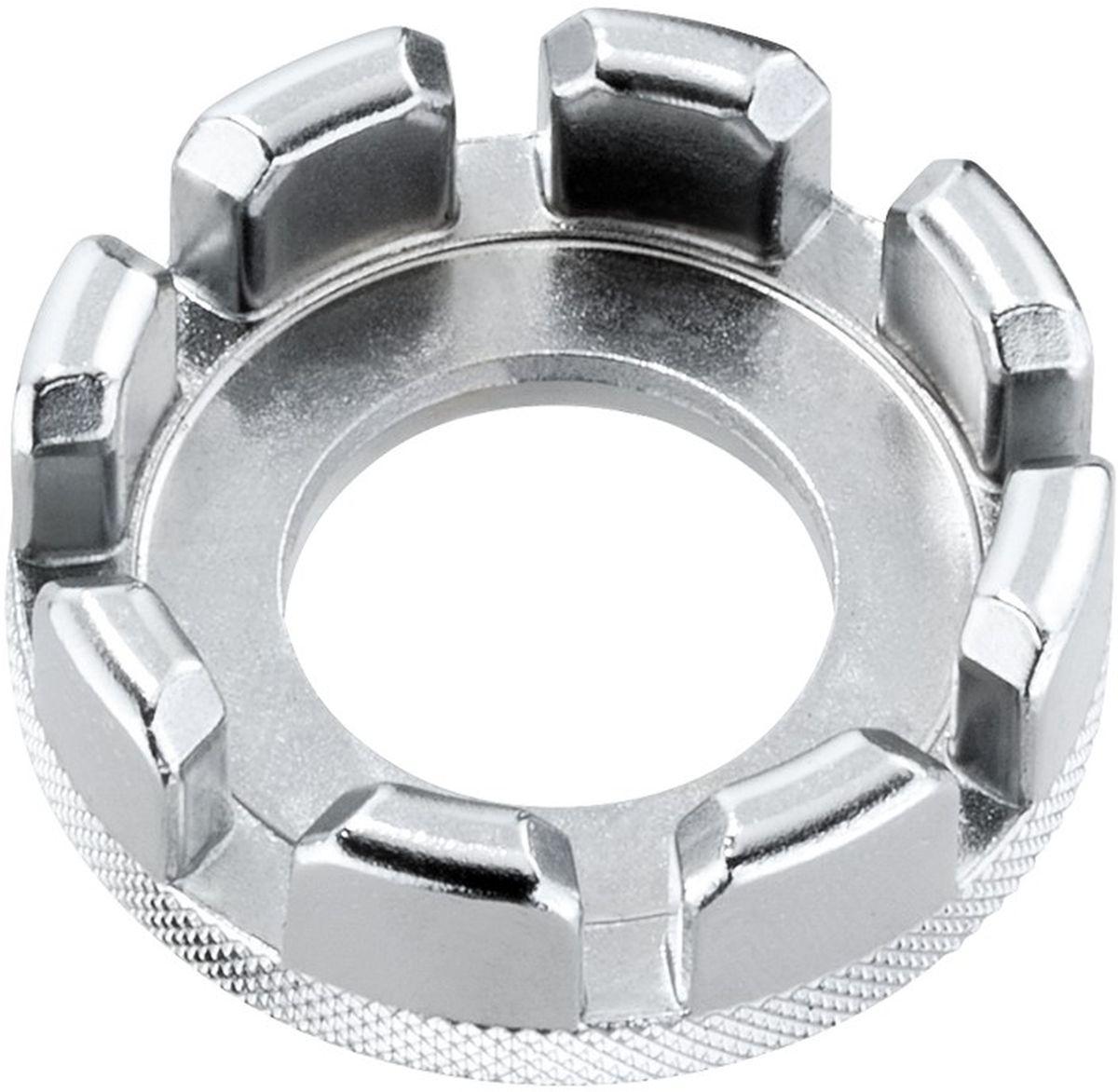 Ключ спицевой TOPEAK Multi Spoke Wrench, 13G/14G/15G or Shimano, 4,3 ммTPS-SP42Универсальный спицевой ключ для всех распространенных типов спицевых ниппелей 13G (3,5 мм)/14G (3,4 мм)/15G (3,2 мм) и Shimano 4,3 мм. Высокопрочная сталь, фрезерованная рабочая поверхность.