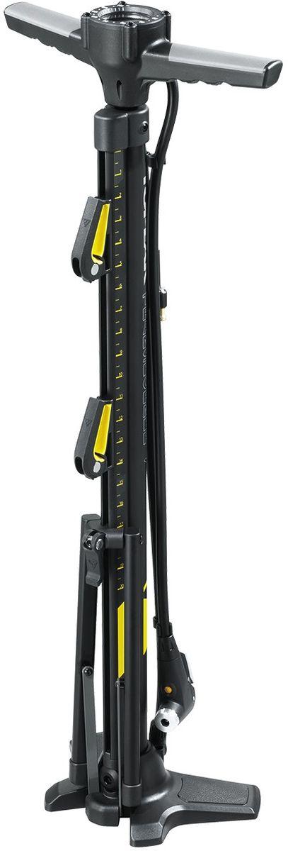 Насос-стенд напольный TOPEAK Transformer X Floor Pump, несъемныйTTF-X01Topeak Transformen XX Floor Pump - это комбинированный насос для обслуживания и хранения вашего велосипеда. Подставка регулируется по высоте специально под задние перья вашего велосипеда. Шланг насоса легко дотянется до переднего колеса. Имеется встроенный манометр, в комплекте имеюся иглы для мяча и матраса. Максимальное давление: 160 psi / 11 bar. Подходит для ниппелей стандартов Presta, Schreder и Dunlop. Размер (в сложенном виде): 15,2 х 28 х 74 см. Размер ( в раскрытом виде): 31,4 х 36,2 х 74 см. Вес: 2 кг.