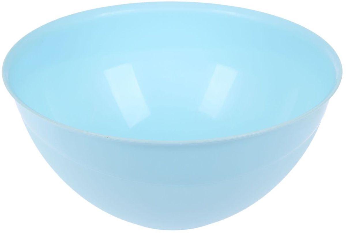 Миска Fimako, цвет: морская волна, 5 л2331337От качества посуды зависит не только вкус еды, но и здоровье человека. Любой хозяйке будет приятно держать его в руках. С посудой и кухонной утварью Fimako приготовление еды и сервировка стола превратятся в настоящий праздник.