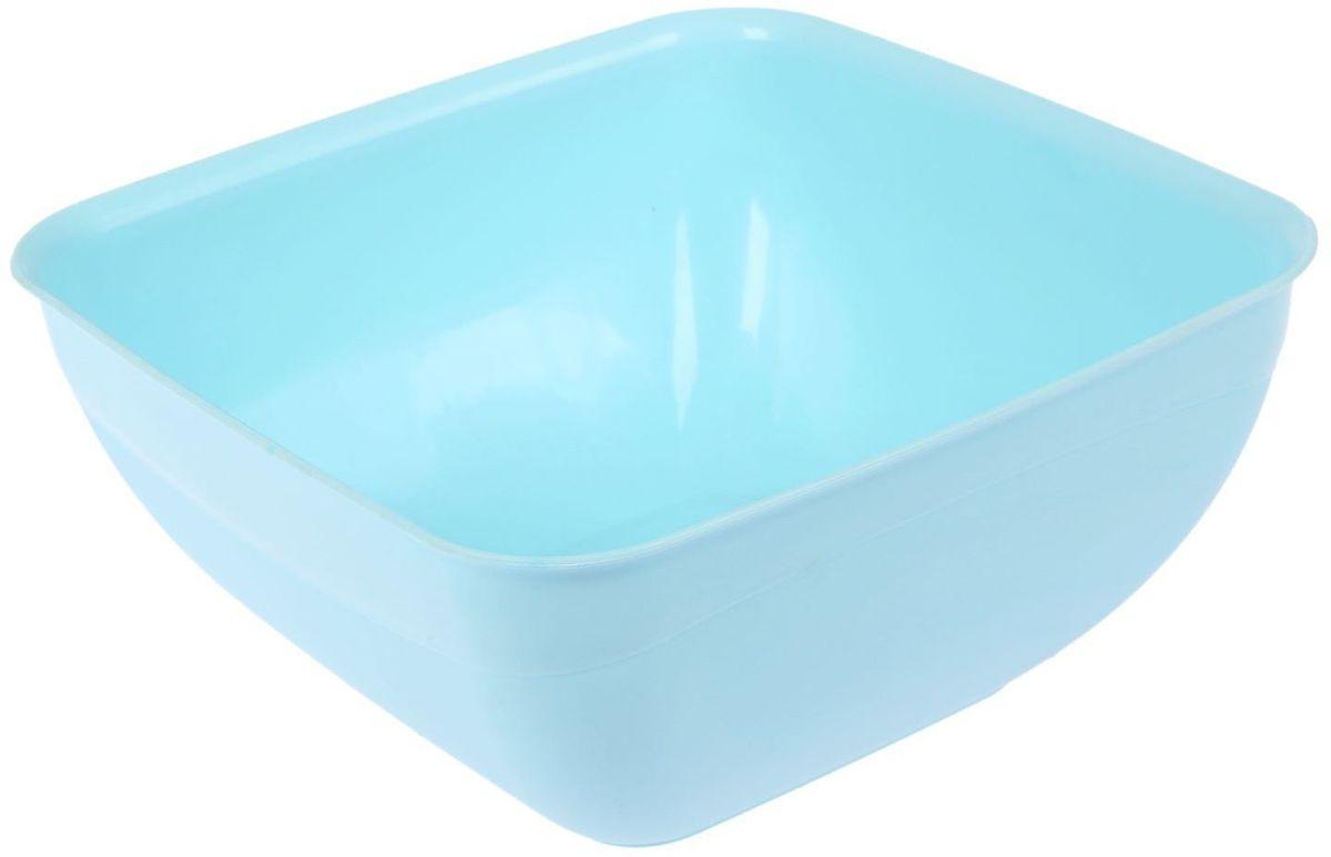 Салатник Fimako, цвет: морская волна, 3 л2331349От качества посуды зависит не только вкус еды, но и здоровье человека. Любой хозяйке будет приятно держать его в руках. С посудой и кухонной утварью Fimako приготовление еды и сервировка стола превратятся в настоящий праздник.