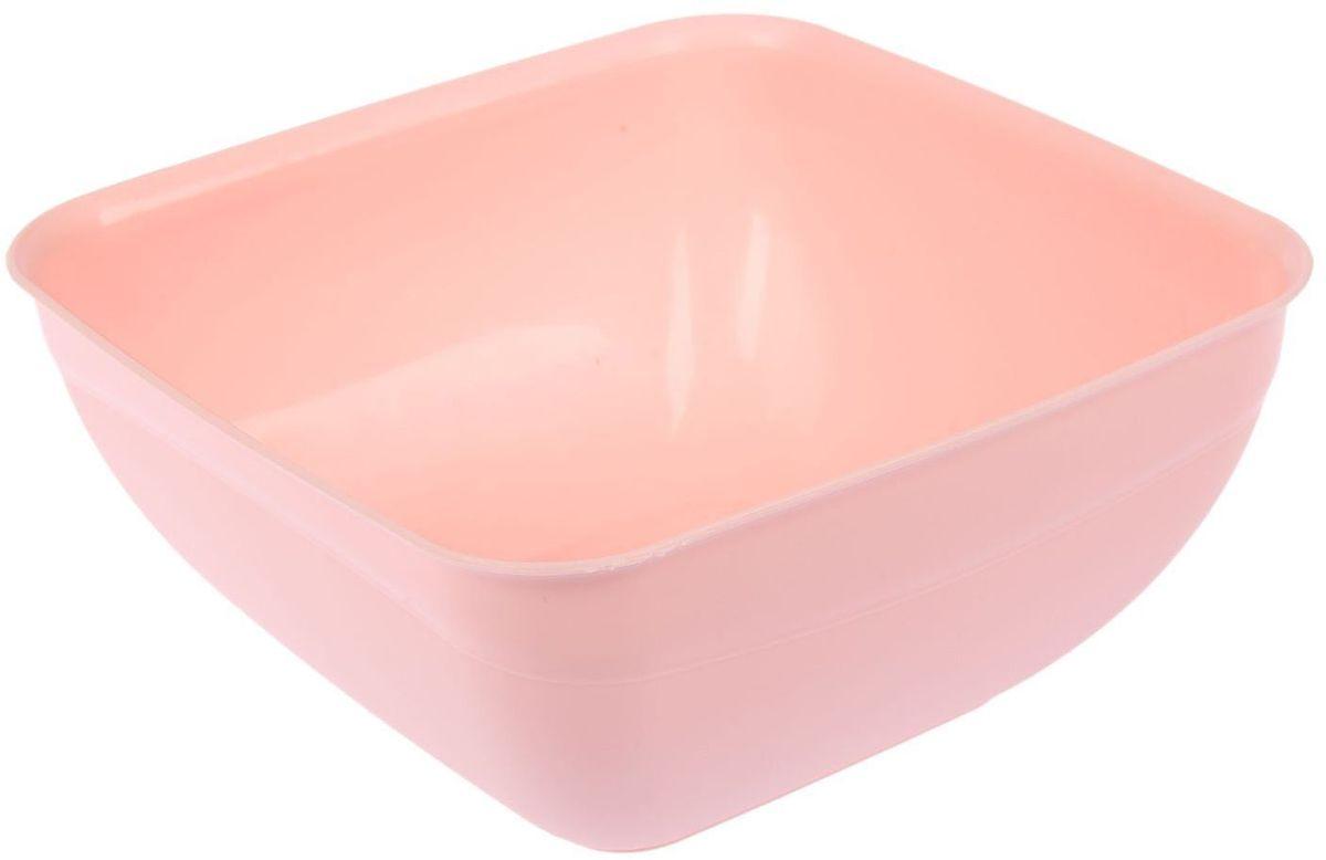 Салатник Fimako, цвет: персиковый, 3 л2331350От качества посуды зависит не только вкус еды, но и здоровье человека. Любой хозяйке будет приятно держать его в руках. С посудой и кухонной утварью Fimako приготовление еды и сервировка стола превратятся в настоящий праздник.