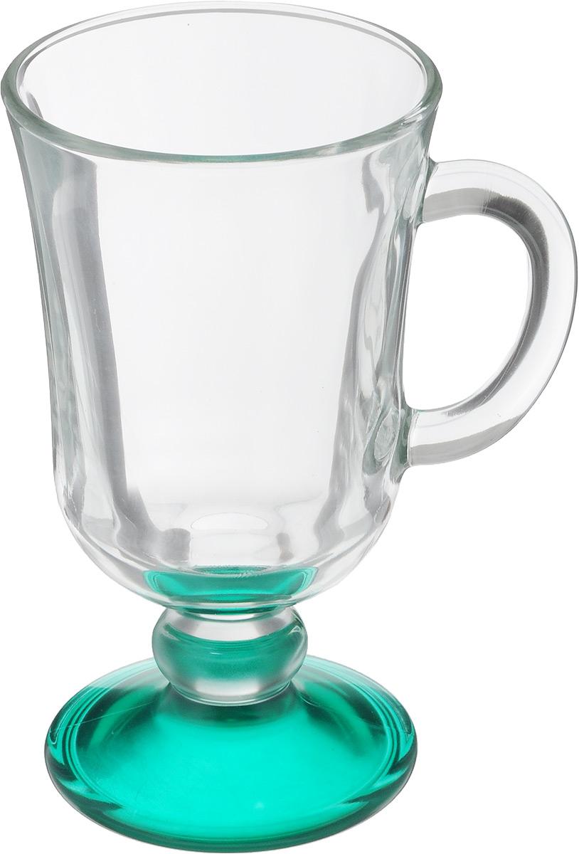 Кружка OSZ Глинтвейн, цвет: прозрачный, зеленый, 200 мл08C1405LM_прозрачный, зеленыйКружка OSZ Глинтвейн изготовлена из стекла двух цветов. Изделие идеально подходит для сервировки стола. Кружка не только украсит ваш кухонный стол, но подчеркнет прекрасный вкус хозяйки. Диаметр кружки (по верхнему краю): 7,5 см. Высота ножки: 3,5 см. Высота кружки: 14 см. Объем кружки: 200 мл.