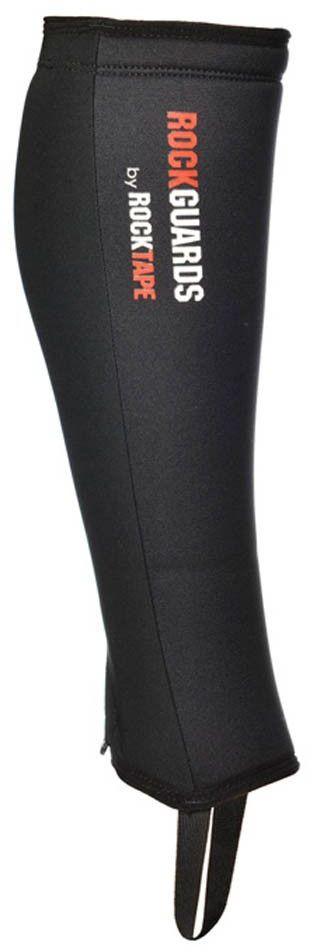 Защита голени Rocktape RockGuards, 2 шт. Размер L4259-BK-LЗащитит Вас при лазании по канату и при выполнении других упражнений, способных повредить Ваши голени. Теперь - толще за счет 5мм слоя неопрена. Застежка на молнии облегчит использование защиты; лайкра, входящая в состав материала, обеспечит более плотное прилегание - защита останется на месте как при лазании, так и при беге. В каждой коробке -2 защиты голени. Размеры: 1) M (если Ваши икры в обхвате от 25 до 38 см) 2) L (если Ваши икры в обхвате 38 см и более)