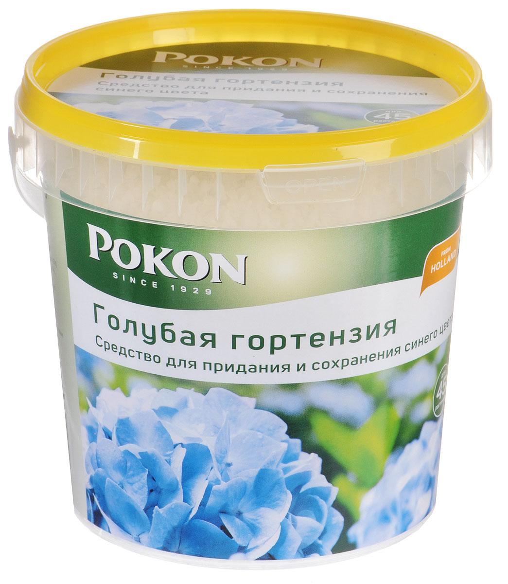 Средство для придания и сохранения синего цвета Pokon Голубая гортензия, 900 г7582811168/S343168ВСо временем голубые гортензии утрачивают свой цвет и становятся розовыми, если они растут в почве, бедной солями алюминия. У этой проблемы есть решение. Средство Pokon быстро возвращает соцветиям голубой гортензии яркий и насыщенный цвет. Инструкция по применению: - Отмерьте нужное количество мерной крышечкой (15-20 г на 1 растение, в зависимости от размера). - Растворите средство в воде для полива (10 г на 1 л воды). - Полейте растения. - Не применяйте при температуре воздуха выше +15°С. - Используйте с июля по сентябрь. Состав: на основе сульфата алюминия - Al2(SO4)3. Средство по уходу за растениями соответствует нормам ЕС. Товар сертифицирован.