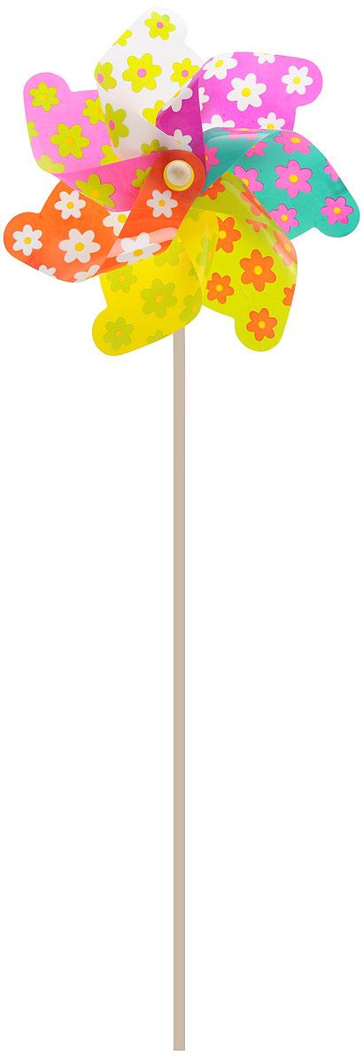 Fresh Trend Вертушка Ветрячок Цветочки