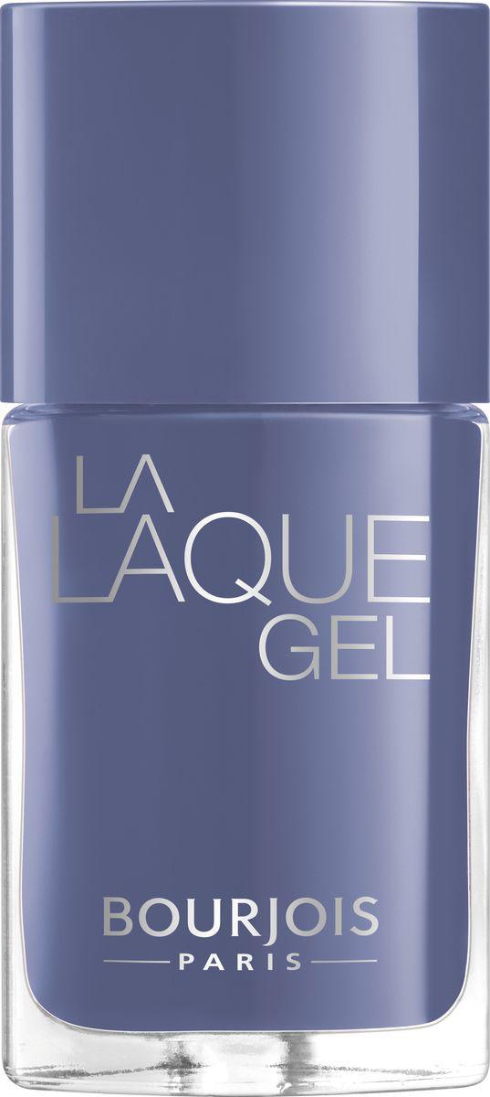 Bourjois Гель-лак Для Ногтей La Laque Gel Тон 2029101362020Маникюр в 2 шага. Без УФ-лампы. Легко удалить жидкостью для снятия лака. Стойкость до 15 дней. Интенсивность цвета и сияние.