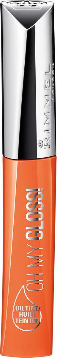 Rimmel Oh My Gloss Oil Tint Блеск-тинт для губ, тон 60034775976600Новая линия средств для губ - Oh My Gloss! Oil Tint. Это масло для губ, создающее полупрозрачное покрытие, красиво оттеняющее родной пигмент губ, придающее им блеск. Но основной функцией нового продукта является забота о губах. Формула содержит кокосовое, абиссинское масла, которые увлажняют кожу.