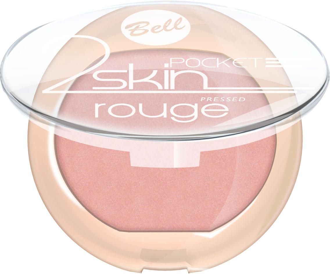 Bell Румяна Компактные 2 Skin Rouge Тон 55Broz2s055Бархатная текстура румян создает эффект тонкой вуали на кожи. Легко и равномерно наносится, придавая кожи легкое сияние. Роскошные оттенки румян выгодно подчеркнут все достоинства Вашего макияжа