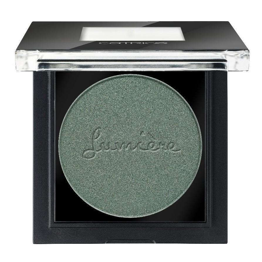 Catrice Тени для век Pret-a-Lumiere Longlasting Eyeshadow 080 Mon glAmour серо-зеленый 2 гр20033Высокая концентрация пигмента в сочетании с легчайшей, почти невесомой текстурой – отличительная особенность новых теней CATRICE Pret-a-Lumiere Longlasting Eyeshadow. Секрет – в инновационной, невероятно плотной кремовой текстуре, благодаря которой тени идеально наносятся: достаточно одного слоя, чтобы получить максимально насыщенный цвет. Тени представлены в девяти актуальных оттенках, среди которых – нежный мятный, насыщенный синий и элегантный золотой.