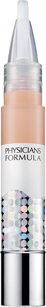 Physicians Formula ВВ Консилер с кистью SPF 30 Super BB Beauty Balm Concealer тон средний/темный 4 г7888EСерия Super BB – это настоящие бальзамы красоты, которые помогают придать коже здоровый, сияющий вид. Они облегчают повседневный макияж, так как обладают универсальным действием: вы получаете преимущества увлажняющего крема, тонального средства и защиту от ультрафиолета в одном продукте! Консилер имеет легкую текстуру, которая эффективно скрывает темные круги под глазами, припухлости, покраснения и пигментные пятна. С его помощью вы выровняете тон кожи и мгновенно скроете следы усталости на лице. Ваш помощник в нанесении средства – мягкая и комфортная кисть в аппликаторе. Она идеально распределяет и равномерно растушевывает текстуру консилера.