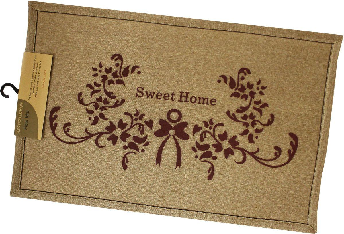 Коврик универсальный Patricia, 60х90 см. IM99-5016IM99-5016Универсальный коврик выполнен из резины, он поможет защитить ваш дом от влаги и уличной грязи, к тому же, он легко очищается, его можно мыть.