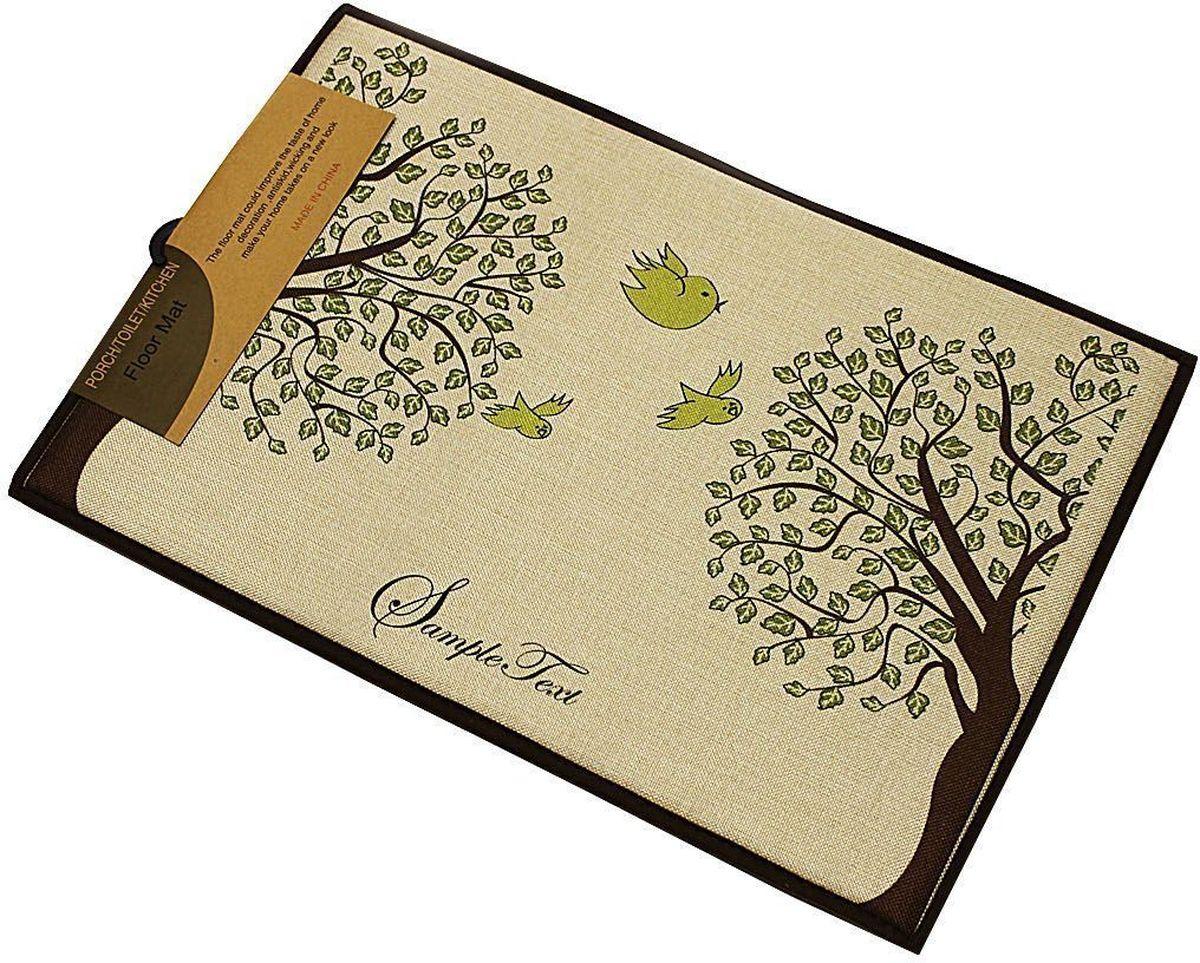 Коврик универсальный Patricia, 40 х 60 см. IM99-5009/деревьяIM99-5009/деревьяУниверсальный коврик выполнен из резины, он поможет защитить ваш дом от влаги и уличной грязи, к тому же, он легко очищается, его можно мыть.