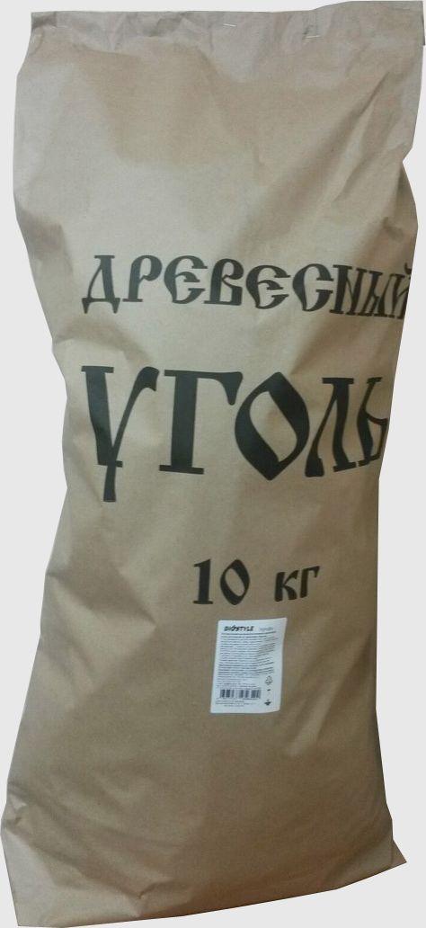 Уголь древесный Biostyle Профи, 10 кг101-003Уголь древесный в пакете Biostyle Профи, 10 кг.