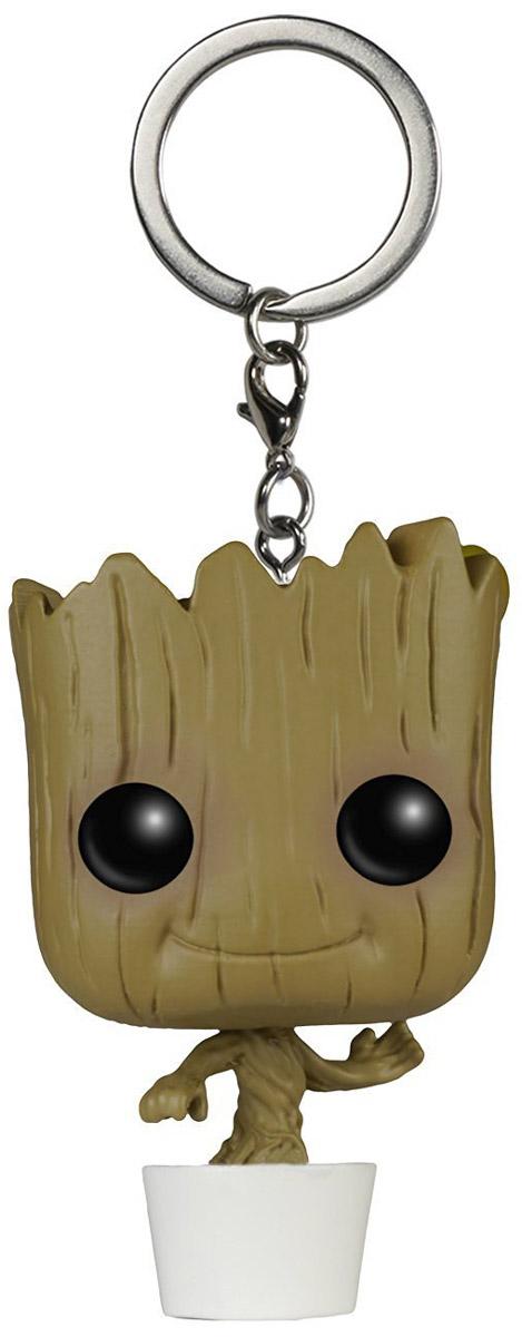 Funko Pocket POP! Брелок для ключей Guardians Of The Galaxy: Baby Groot new funko pop guardians of the galaxy tree people groot