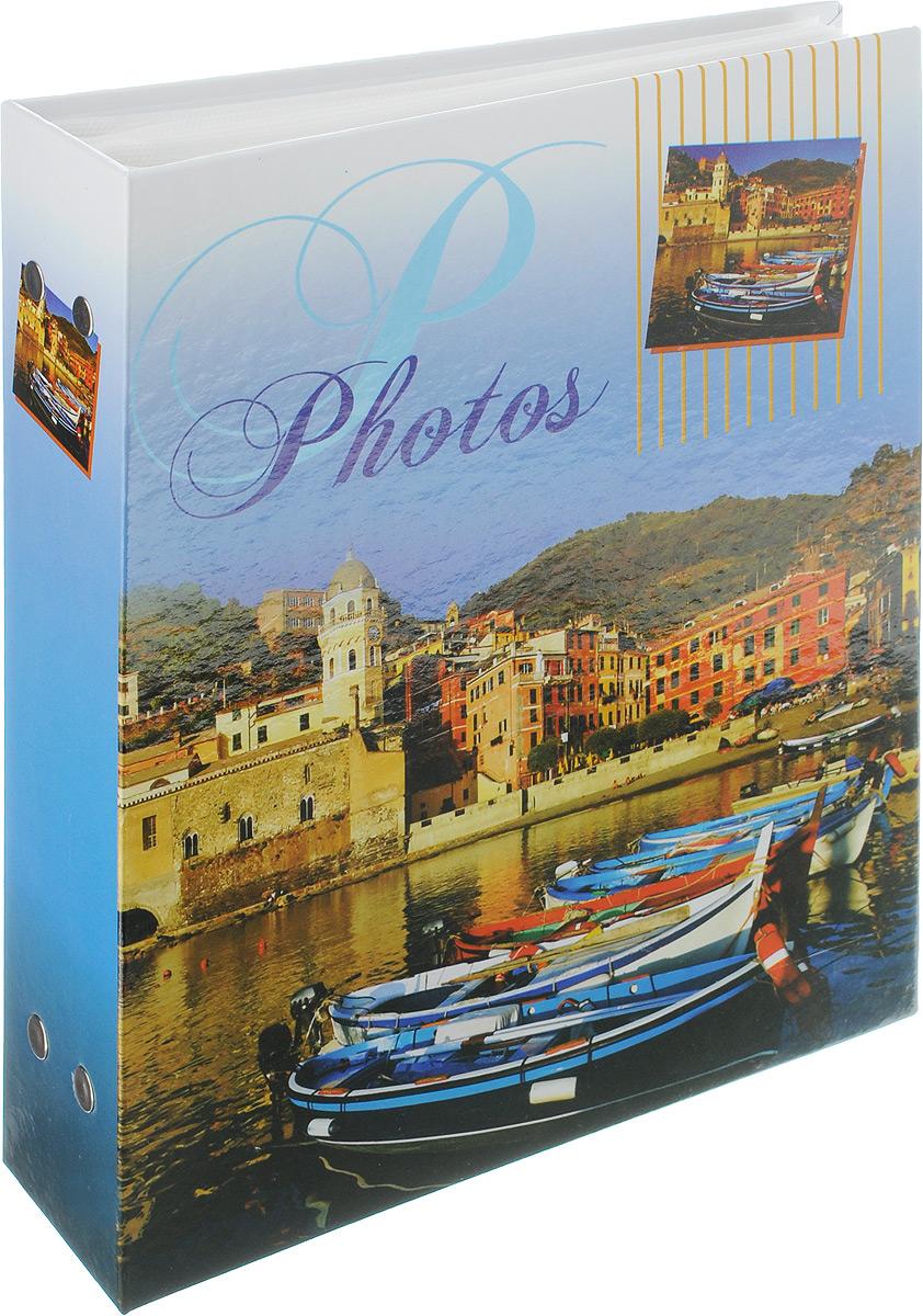 Фотоальбом Pioneer Лодки Европа, 200 фотографий, 10 x 15 см46211 PP-46200Альбом для фотографий формата 10х15 см. Тип обложки: картон. Тип листов: полипропиленовые. Тип переплета: Материалы, использованные в изготовлении альбома, обеспечивают высокое качество хранения ваших фотографий, поэтому фотографии не желтеют со временем.