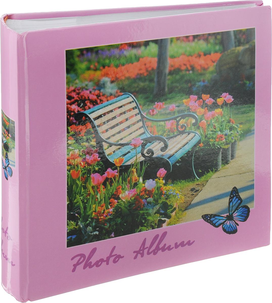 Фотоальбом Pioneer 4 Seasons, 200 фотографий, цвет: розовый, 10 x 15 см46198 AB46200Тип обложки: Ламинированный картон. Тип листов: бумажные. Тип переплета: книжный. Кол-во фотографий: 200. Материалы, использованные в изготовлении альбома, обеспечивают высокое качество хранения ваших фотографий, поэтому фотографии не желтеют со временем.