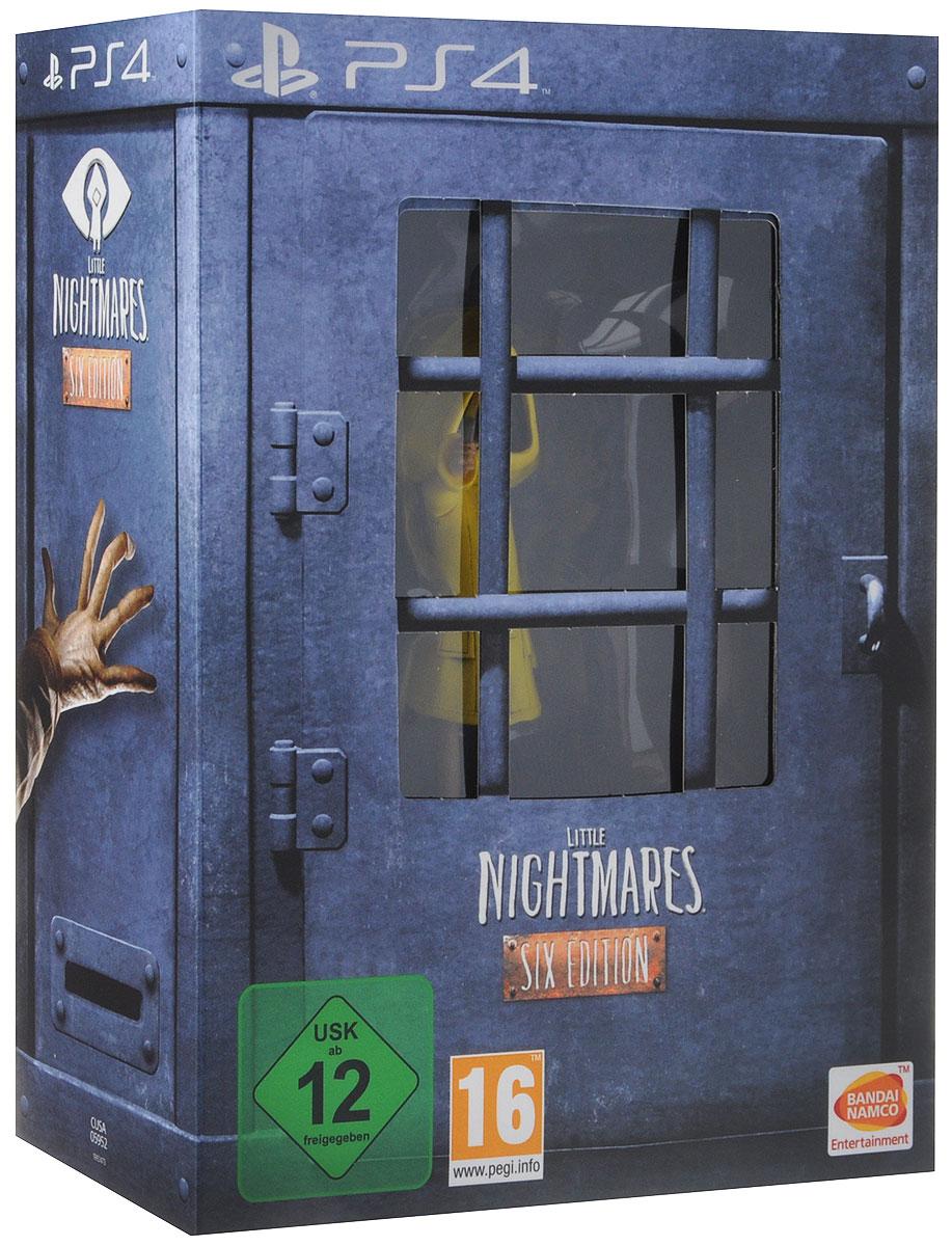 Little Nightmares. Six Edition