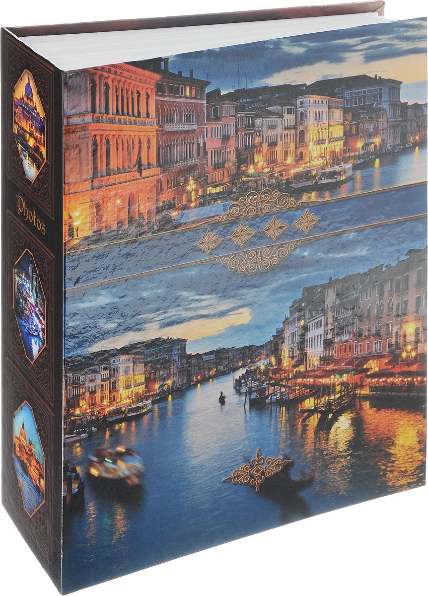 Фотоальбом Pioneer Travel, 304 фотографии, цвет: коричневый, синий, 10 x 15 см46486 LM-4R304Фотоальбом Pioneer Travel поможет красиво оформить ваши самые интересные фотографии. Обложка из толстого ламинированного картона оформлена принтом. Фотоальбом рассчитан на 304 фотографии форматом 10 x 15 см. Внутри содержится блок из 76 листов с окошками из полипропилена, одна страница оформлена двумя окошками для фотографий. Такой необычный фотоальбом позволит легко заполнить страницы вашей истории, и с годами ничего не забудется. Тип обложки: картон. Тип листов: полипропиленовые. Тип переплета: высокочастотная сварка. Материалы, использованные в изготовлении альбома, обеспечивают высокое качество хранения ваших фотографий, поэтому фотографии не желтеют со временем.