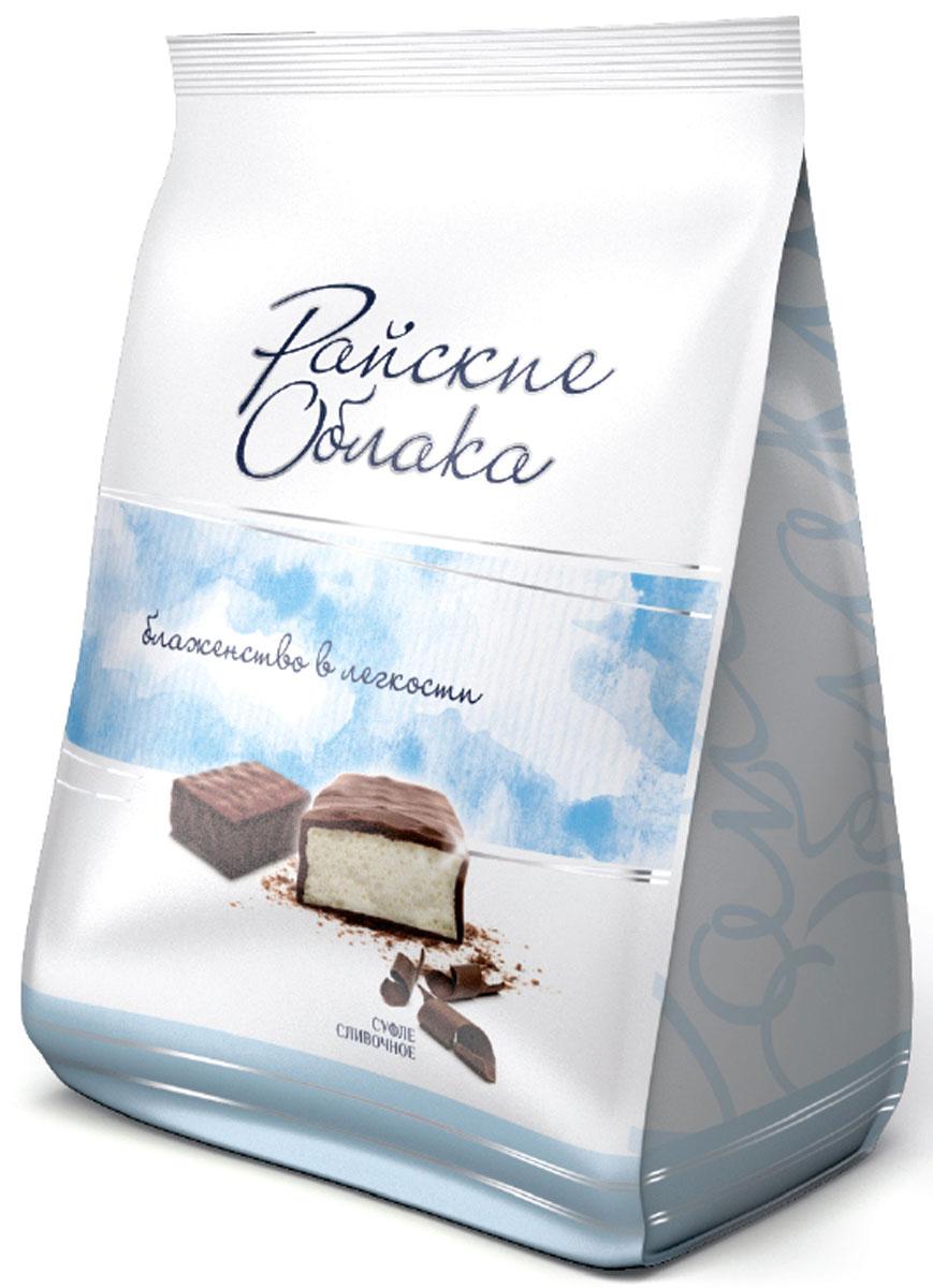 Райские Облака конфеты суфле сливочное, 200 г 4607134381287