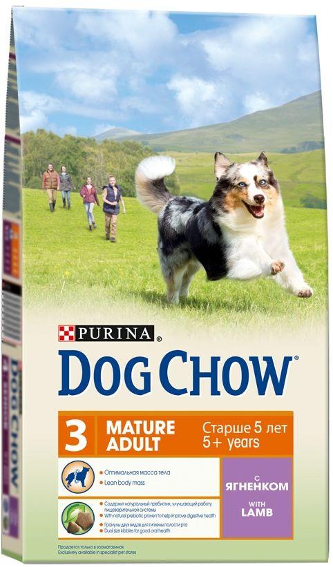 Корм сухой Dog Chow Mature Adult для взрослых собак старше 5 лет, с ягненком, 800 г60049В зрелом возрасте Вашей собаке время от времени хочется отдохнуть, но она по-прежнему любит выбираться из дома и исследовать мир. Благодаря специальному сочетанию белков, минеральных веществ и незаменимых кислот корм PURINA® DOG CHOW® для собак старшего возраста заботится о суставах Вашего питомца, делает его шерсть блестящей и дает много энергии для прогулок. МЕ/кг: витамин А: 18 200, витамин D3: 1 060, витамин Е: 85. Мг/кг: железо: 230; йод: 2,9; медь: 33; марганец: 17,5; цинк: 372; селен: 0,40. Белок: 23%, жир: 10%, сырая зола: 8%, сырая клетчатка: 3%.