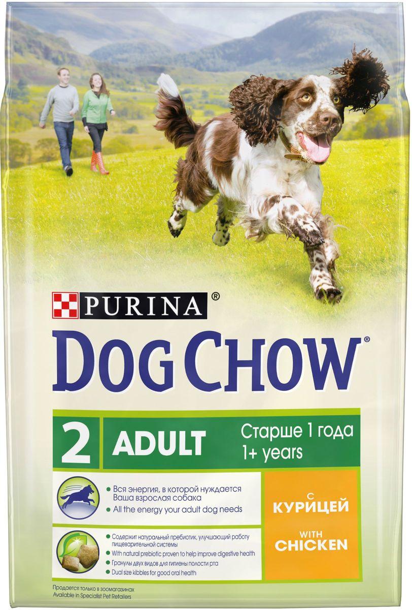 Корм сухой Dog Chow Adult для взрослых собак старше 1 года, с курицей, 2,5 кг63832Со вступлением во взрослую жизнь Ваш питомец начнет искать еще больше приключений. Корм PURINA® DOG CHOW® для взрослых собак – это полноценный сбалансированный корм, который благодаря витаминам, незаменимым минеральным элементам и оптимальному содержанию белка, обеспечивает постепенное высвобождение энергии и тем самым помогает собаке дольше оставаться в форме и быть готовой к любым испытаниям. МЕ/кг: витамин А: 22 600, витамин D3: 1 300, витамин Е: 105. Мг/кг: железо: 87,2, йод: 2,2; медь: 9,7; марганец: 6,6; цинк: 157,2; селен: 0,21. Белок: 25%, жир: 12%, сырая зола: 8%, сырая клетчатка: 3%.