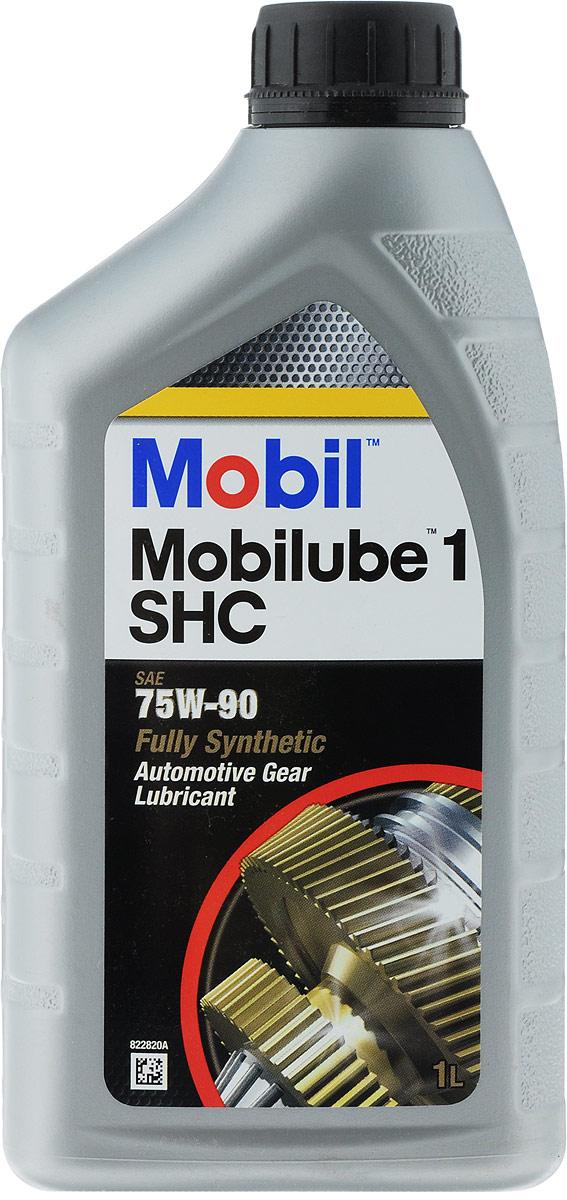 Масло трансмиссионное Mobil Mobilube 1 SHC GSP, класс вязкости 75W-90, 1 л152659Mobil Mobilube 1 SHC GSP – это полностью синтетическое автомобильное трансмиссионное масло с высокими рабочими характеристиками, созданное с использованием усовершенствованных базовых масел и новейшей композиции присадок. Это масло создано для тяжелонагруженных механических коробок передач и задних осей, эксплуатация которых требует применения трансмиссионных масел с отличной несущей способностью в широком температурном диапазоне и там, где ожидается воздействие сверхвысоких давлений и ударных нагрузок. Mobil Mobilube 1 SHC GSP имеет отличную термическую и антиокислительную стабильность, присущий высокий индекс вязкости, исключительно низкую температуру застывания и исключительную низкотемпературную текучесть. Передовая композиция масла Mobil Mobilube 1 SHC GSP обеспечивает его выдающиеся вязкостно-температурные свойства, необходимые в широком температурном диапазоне применения, оптимальную защиту от термической деструкции и окисления, защиту от износа и коррозии,...
