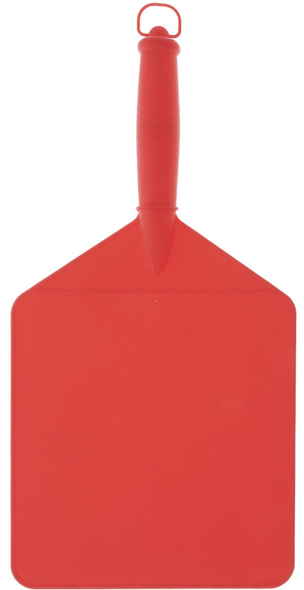 Веер для раздува огня Мультидом, цвет: красный, 39 х 19 смМТ76-29_красныйВеер Мультидом, выполненный из пластика, предназначен для раздувания огня во время приготовления блюд на открытом воздухе. Изделие можно использовать в качестве доски для нарезки овощей и фруктов. Размер рабочей части: 19 х 19,5 см.