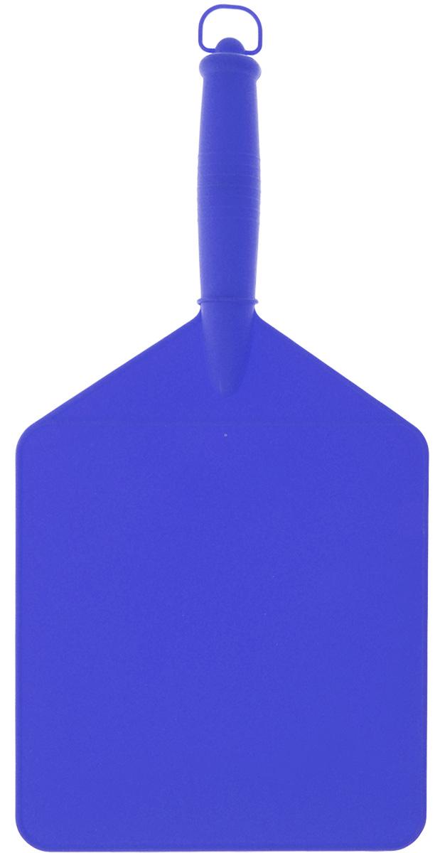 Веер для раздува огня Мультидом, цвет: синий, 39 х 19 смМТ76-29_синийВеер Мультидом, выполненный из пластика, предназначен для раздувания огня во время приготовления блюд на открытом воздухе. Изделие можно использовать в качестве доски для нарезки овощей и фруктов. Размер рабочей части: 19 х 19,5 см.