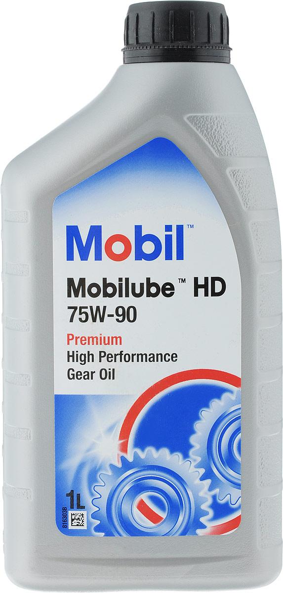 Масло трансмиссионное Mobil Mobilube HD GSP, класс вязкости 75W-90, 1 л146424Mobil Mobilube HD GSP – трансмиссионное масло класса вязкости SAE 75W-90, соответствующее требованиям стандарта API GL-5. Это масло разработано на основе высококачественных базовых масел с добавлением самых современных загущающих присадок, что гарантирует стабильность его вязкостных свойств. Современная техника предъявляет более высокие требования к эксплуатационным свойствам трансмиссионных масел. Более высокие скорости, крутящие моменты и нагрузки требуют дальнейшего усовершенствования композиции масла, чтобы максимально продлить срок службы оборудования и оптимизировать эксплуатационные расходы. Более длительные межсервисные интервалы устанавливают дополнительные требования к трансмиссионному маслу и требуют использования высококачественных базовых масел и пакетов присадок при их производстве. Трансмиссионные масла серии Mobil Mobilube HD GSP помогают решить эти задачи. Особенности: - отличная термоокислительная стабильность; - отличная защита от износа при...