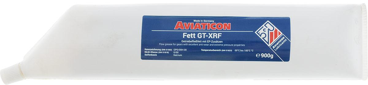 Смазка пластичная Finke Aviaticon. Fett GT-XRF, NLGI-класс 0/00, 900 мл56046Finke Aviaticon. Fett GT-XRF - это полужидкая пластичная смазка, применяемая для смазывания коробок передач и централизованных систем смазки в автомобилях. За счет использования в составе загустителя разных катионов металлов обладает повышенными защитными свойствами. Обеспечивает оптимальные адгезионные свойства. Выдерживает высокие нагрузки. Водостойка. Гарантирует надежное смазывание деталей системы смазки. Температура эксплуатации: от -30°С до +100°С. Товар сертифицирован.